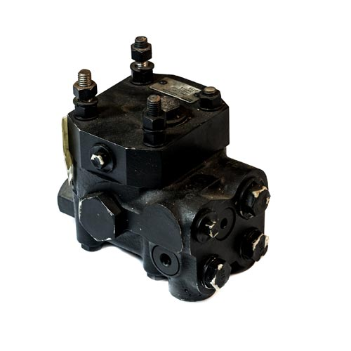 Charge Valves Hydrema